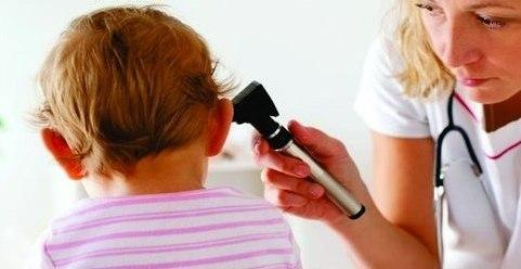 детский лор врач