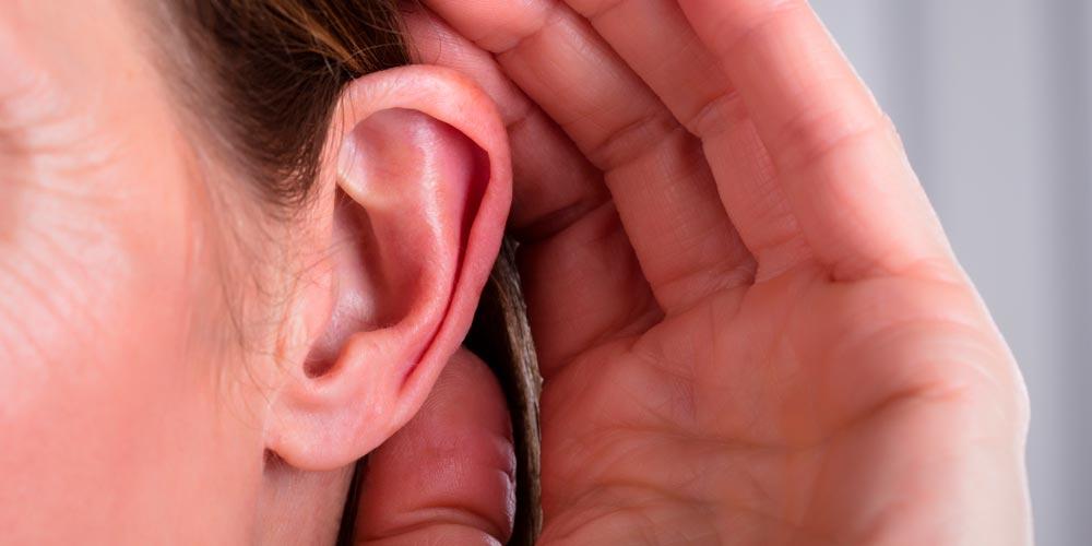 Слуховий апарат людини